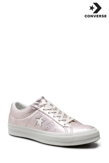 Converse One Star Metallic