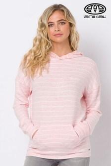 Animal Pink Meru Hoody