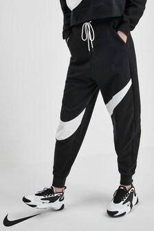 Nike Swoosh Logo Joggers