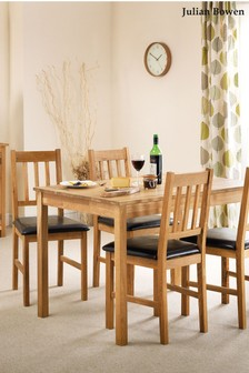 Julian Bowen Coxmoor Dining Set