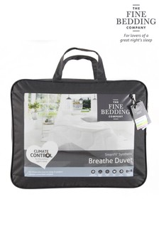 Fine Bedding Company Breathe Luxus-Bettbezug aus Seide, 4.5 Tog