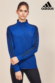 adidas Ink 3 Stripe Track Top