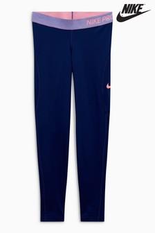 Nike Navy Legging