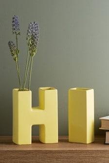 Набор высоких ваз