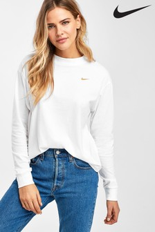Nike Sportswear Essential Long Sleeved Top
