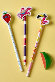 Character Pencil Set