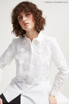 French Connection White Shirt