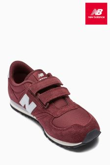 New Balance Red 420 Velcro