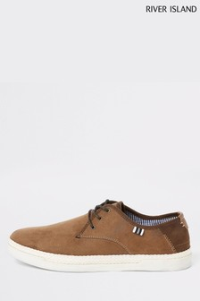 River Island Lace-Up Casual Shoe