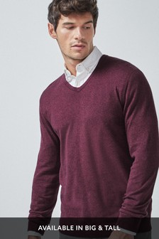 Cotton Rich V-Neck