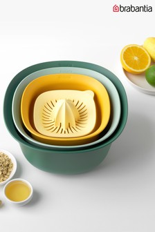 Tasty Mixing Bowl Set by Brabantia