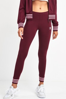 adidas Originals Maroon Leggings