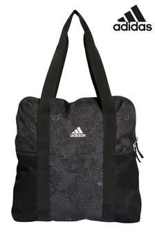 תיק יד של adidas בשחור
