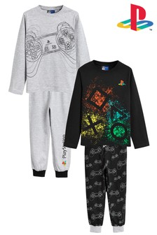 Pack de dos pijamas de PlayStation™ (3-16 años)