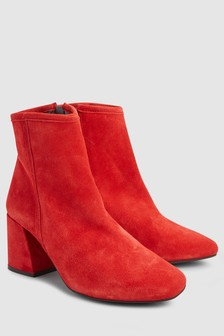 Signature Comfort Ankle Boots