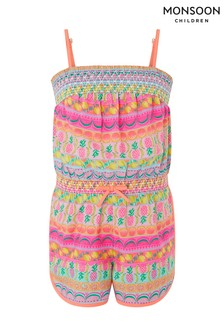 Monsoon Tallulah Print Playsuit