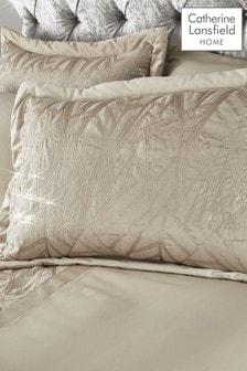 Velvet Sparkle Pillowsham by Catherine Lansfield