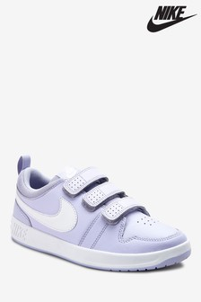 Nike Lilac Pico 5 Youth Trainers