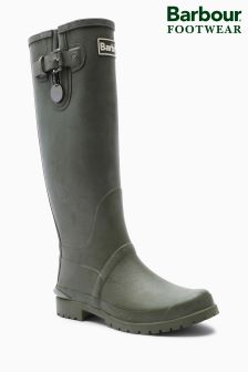 Barbour® Olive Battersea Welly