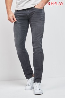 Replay® Anbass 573 Laserblast Slim Fit Jean