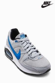 Nike Air Max Grey/Blue Command