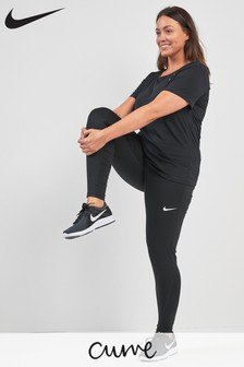 Nike Curve Pro Black Tight