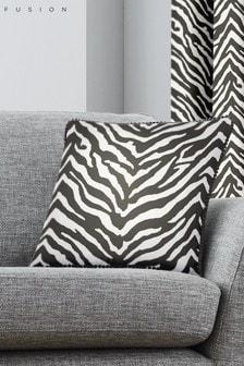 Fusion Kissen mit Zebradesign