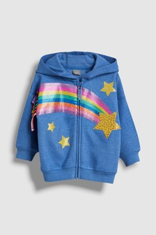Star Hoody (3mths-6yrs)