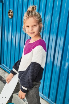 Chevron Sweater (3-16yrs)
