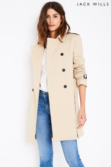 Jack Wills Ambrose Trench Coat