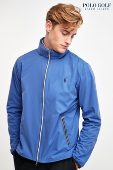 Ralph Lauren Polo Golf Blue Anorack Jacket