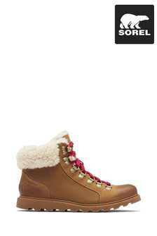 Sorel® Brown Ainsley™ Conquest Hiker Boots