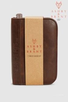 Ashby & Brant Seven Piece Shoe Kit