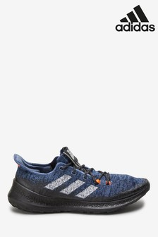 adidas Run Black/Navy SenseBounce