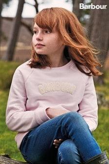 Barbour® Rose Clair Overlay Sweatshirt