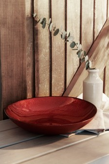 Glitter Ceramic Bowl