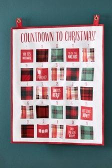 Large Fabric Advent Calendar