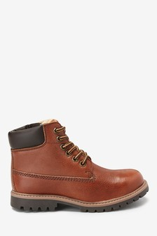 Leather Work Boots (Older)