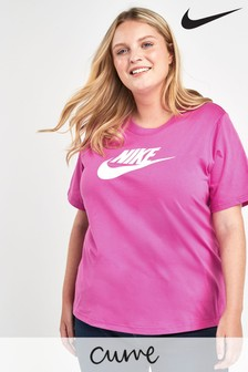 Nike Curve Pink Futura Tee