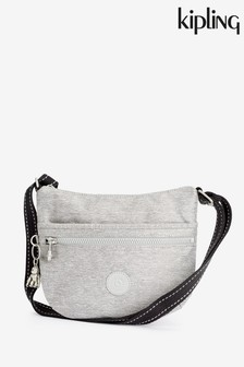 Kipling Grey Arto S Small Cross Body Bag