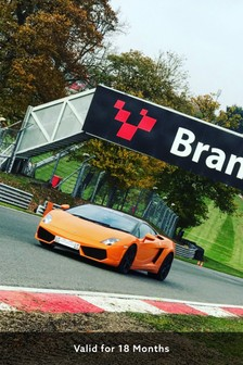 Iconic Racing Circuits Gift Experience by Activity Superstore