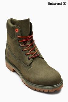 Timberland® Nubuck 6 Inch Premium Icon Boot