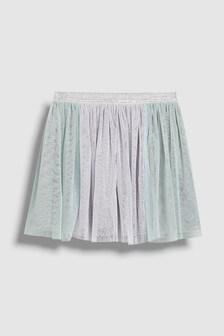 Tulle Colourblock Skirt (3-16yrs)