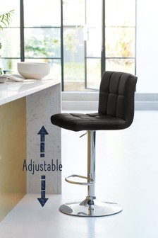 Sheldon Adjustable Bar Stool