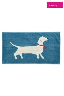 Joules Sausage Dog Bath Mat