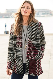 Statement Cardigan