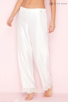B by Ted Baker Ivory Tie The Knot Bridal Pyjama Pant