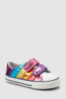 條紋黏扣式運動鞋 (小)
