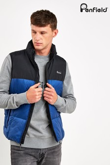 Penfield Blue Sturbridge Gilet