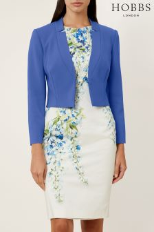 Hobbs Blue Imogen Jacket